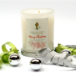 Limited Edition Christmas Candles - Sugar Plum Fairies