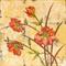 Red Flower Fine Art Print Floral Wall Art