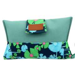 Nappy wallet with wristlet, diaper wallet, nappy bag, diaper , baby shower gift.