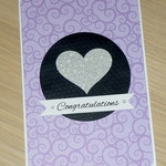 Wedding Day / engagement / congratulations card
