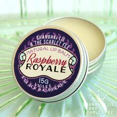 Raspberry Royale Lip Balm