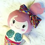 Rainbow Mermaid Doll