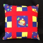 1D - NODDY CUSHION - 15""
