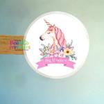 Unicorn Stickers - My Unicorn Labels - Packaging - Envelope