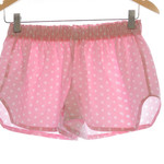 Whimsy Collection ~ Pink Dot ~ Bridesmaids~ Polka Dot Sleep Shorts Pyjamas Pijam