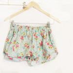 Daylesford Sleeping Shorts -Bridesmaid Floral Collection ~ Women's Pyjamas, Slee