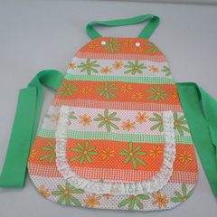 The Lilly Apron  (child's apron)