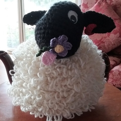 Funky Tea Cosy BAA-tholomew Sheep Quality Easy Care AcrylicYarn