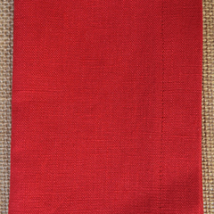 Cocktail Napkin Red - Set of 4, 6 or 8