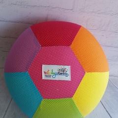 Balloon Ball: Tutti Frutti Rainbow with micro spots