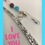 I LOVE YOU - bookmark