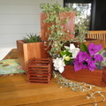 rebag australia wooden planter boxes (pick up only)