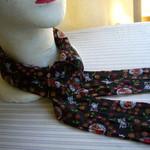 Neck cooler Polymer cooling neck tie bandana