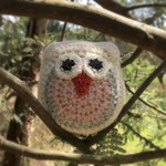 Owl Softie | Soft Toy | Gift Idea | Baby | Child |  Hand Crochet | Ready to Post