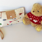 Nappy Wallet - Nappy Clutch - Baby Accessories