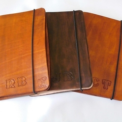 Traveler's Notebook A5 Leather Journal Diary Refillable