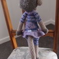 Milly - Hand crocheted Monkey by CuddleCorner