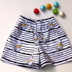 "Sizes 6 - 9 months and Size 2 - ""Winnie the Pooh"" Shorts"