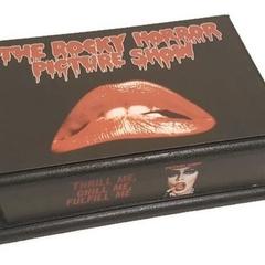 Cult Classic Rocky Horror Keepsake Memory Jewellery Treasure Trinket Wooden Box