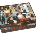 Personalised Collage Picture Keepsake Memory Wooden Box