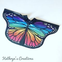 Rainbow Butterfly Skirt - Made to Order - Size 1-3