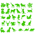GRAPHIC - SMALL 5CM ADHESIVE VINYL GRAPHIC DECAL
