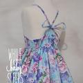 Floral dress - Size 4