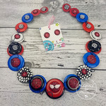 Superhero - Jewellery - Earrings - Necklace