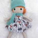 Ready to ship Koko & Joey Cloth Doll