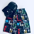 Sizes 3,4, 6   - Star Wars Shorts