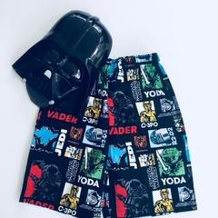 Sizes 3,4, 6   - Star Wars Shorts