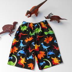 """Size 3 """"Dinosaur"""" Shorts"""