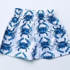 "Size 1 - ""Crab Walk"" Shorts"