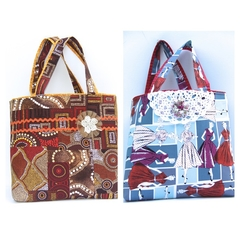 Totes and shopping bags - say no to plastic bags