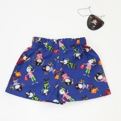 "Size 2 ""Pirates"" Shorts"