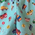 """Size 6 to 9 months """"Multi Vehicles Shorts"""""""