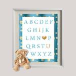 Aqua Alphabet_I love you