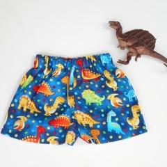 "Size 1 ""Dinosaur Walk""Shorts"