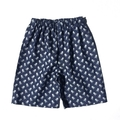 Sizes 5,  6  and 7 - Denim Scull and Crossbone Shorts