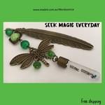SEEK MAGIC EVERYDAY - bookmark