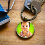 Photo Keyrings - Personalized