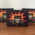 Batman birthday card or party invitation, child birthday card