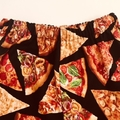 """Sizes 10 and 12 """"Pizza"""" shorts"""