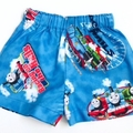 "Sizes 1 and 2 ""Thomas the Tank Engine"" Shorts"