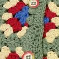 2yr Old Crochet Waistcoat