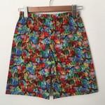 Size 1 - Shorts - Zebras - Bright -