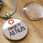 Medical Alert Keyring