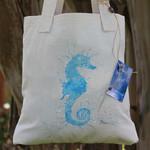 Seahorse Cotton Bag