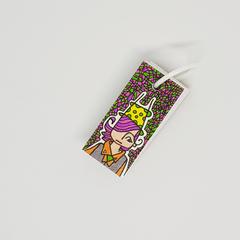 Headline Series : Crystal Ink on Paper Mini Flip Book