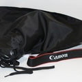 Camera and Lens Weather Cover LONG. Full protection from the elements.